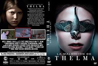 Thelma - La Maldicion de Thelma - Cover DVD